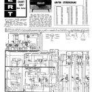 Ferranti SRG1144 (SRG-1144) Radiogram Service Sheets Schematics etc