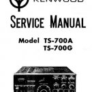 Kenwood TS700G (TS-700G) Transceiver Service Manual