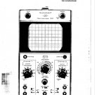 Telequipment D61 (D-61) Oscilloscope Service Manual