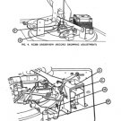 Garrard RC500 (RC-500) Turntable Technical Repair Service Information etc