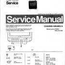 Philips 15AA3330 10B 16B 19B 22B 30B 39B Technical Repair Schematics Circuits Service Manual