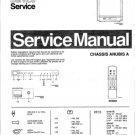 Philips 21AA3356 00B 01B 05B 42B Technical Repair Schematics Circuits Service Manual