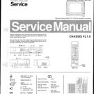 Philips 28CL6776 00Z 10Z 13Z Technical Repair Schematics Circuits Service Manual
