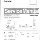 Philips 28ET2485 10B Technical Repair Schematics Circuits Service Manual