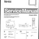 Philips 28ST2785 13B Technical Repair Schematics Circuits Service Manual