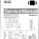 Philips 33ML8905 00B 02B 05B 06B 08B 10B 13B 16B 19B Technical Repair Schematics Circuits Service Ma