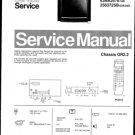 Philips 63NA2618 10B Technical Repair Schematics Circuits Service Manual