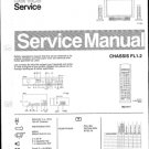 Philips 70QW7916 08R Technical Repair Schematics Circuits Service Manual
