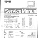 Philips 70RK5797 08Z 11Z 18Z Technical Repair Schematics Circuits Service Manual