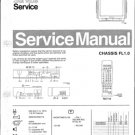 Philips 85QW7989 31S 36S Technical Repair Schematics Circuits Service Manual