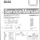 Philips 85RK5927 23S 28S Technical Repair Schematics Circuits Service Manual