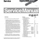 Philips CDR779 (CDR-779) CD Recorder Technical Repair Schematics Circuits Service Manual