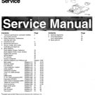 Philips EM2E (EM-2E) AA Chassis Technical Repair Schematics Circuits Service Manual
