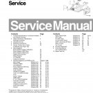 Philips EM3E (EM-3E) AA Chassis Technical Repair Schematics Circuits Service Manual