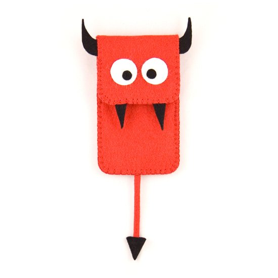 Devil - iPhone / iPod / mp3 / Cell Phone / Camera - Sleeve