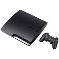 New Sony PS3 Console 120GB