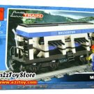 Train Series-Mine Car Building Block MISB