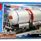 Train Series-Tank Car Building Block MISB
