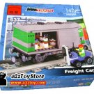Train Series-Freight Car Building Block MISB