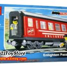Train Series-Passenger Car Building Block MISB