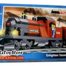 Train Series-Steam Locomotive Building Block MISB
