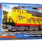 Train -Heavy Duty Freight Locomotive Building Block MIB
