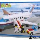 City Scene Series-Airplane Building Block MISB