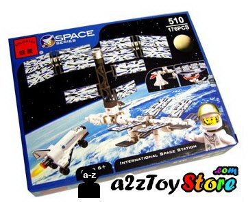 International Space Station Building Block MISB