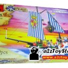 Pirates Ship Series - Royal Warship Building Block MISB