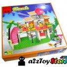 Villa Series-Happy Family Building Block MISB