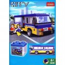 City Scene Series - School Bus II Building Block MISB