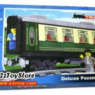 Train Series-Deluxe Passenger Car Building Blocks MISB