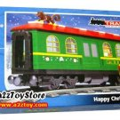 Train Series-Happy Christmas Car MIB Building Blocks