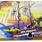 Pirates Ship Adventure Building Block MISB
