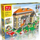 Baobao-Romantic Resort Building Block MISB 1100pcs