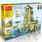 Baobao- Romantic House Building Block MISB 1100pcs