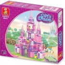 Girl's Dream-Princess Castle Building Block MISB