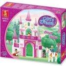 Girl's Dream-Fantasy Palace Building Block MISB