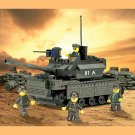 Land Forces Series - Classic Tank Building Block MISB