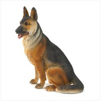 German Shepherd Figurine 36991