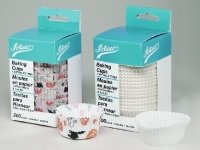 Medium Halloween Dry Wax Paper Baking Cups