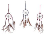 Assorted Dreamcatchers with 3 Drop 30653