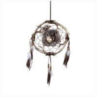 Wolf and Antler Medicine Wheel 33685