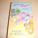 Pretty Piggies:When in Rome VHS RE SEALED COMPLETE