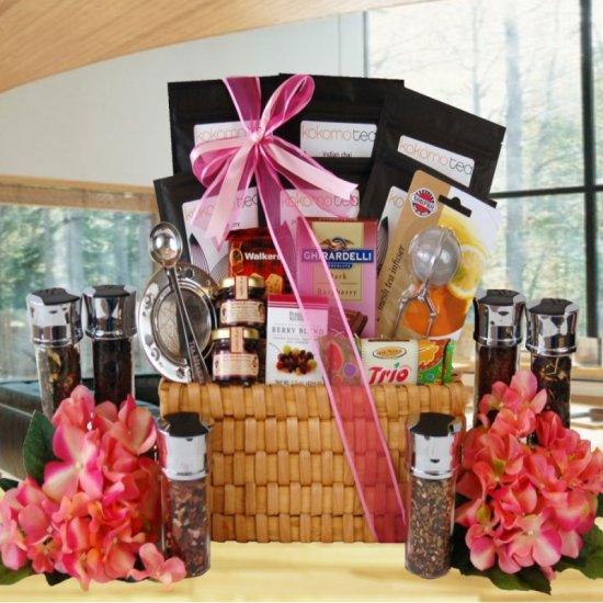 The Ultimate! Gourmet Tea Gift Basket