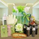 Spa Collection: Refresh!,  Spa Tea Set Gift Basket