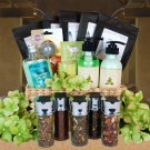 Spa Collection: Serenity, Spa Tea Set Gift Basket