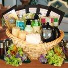 Spa Collection: Rejuvenate, Spa Tea Set Gift Basket