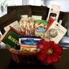 Diabetic Delight, Gourmet Tea Gift Basket