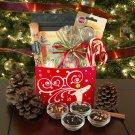 Dashing Reindeer, Gourmet Gift Basket